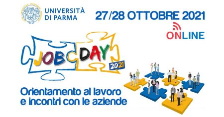 """Vetromeccanica partecipa al """"Job Day"""" – Università degli Studi di Parma"""